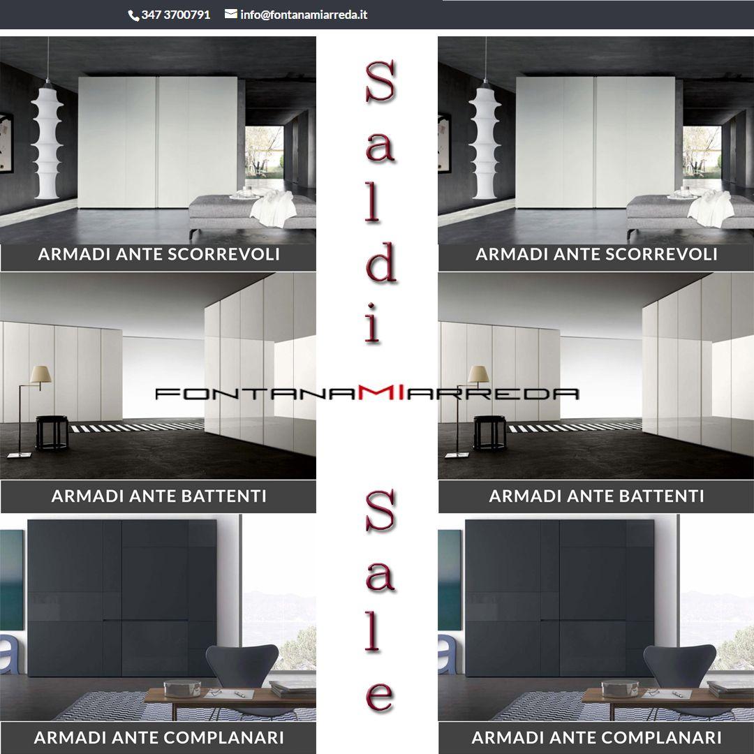 Armadio Ante Scorrevoli A Milano.Sales Wardrobes Pianca E San Giacomo Made In Italy Milano Dealer
