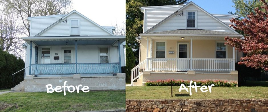 Flipping Houses Before and After Pictures The Stone