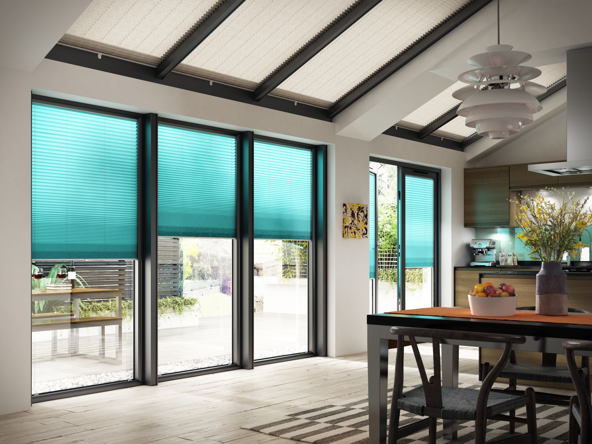 How To Dress Your Aluminium Bifold Doors Privacy In Your