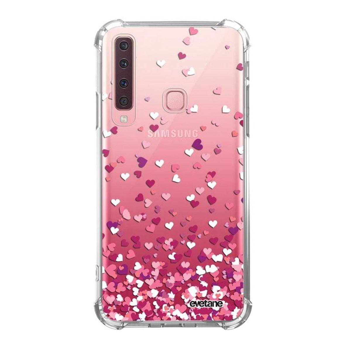 Coque Samsung Galaxy A9 2018 silicone antichoc souple
