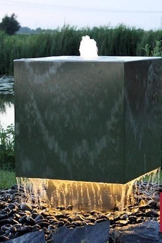 Rain Curtain Custom Fountain Shop Now At Fountains Com