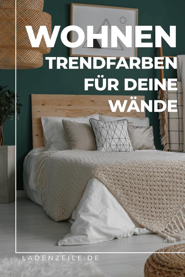 24 Wandfarben 2020 Schlafzimmer