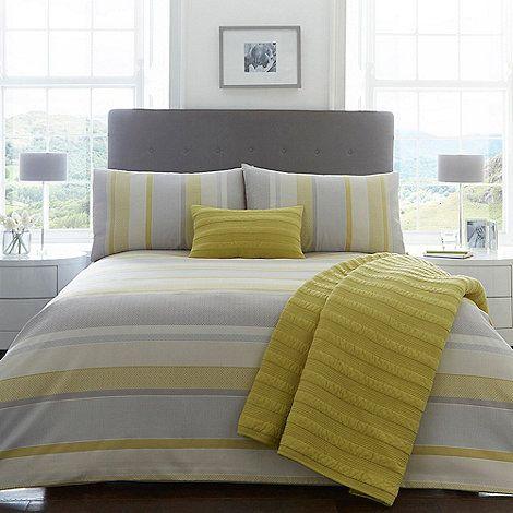 Home Collection 'Iona' jacquard' bedding set- | Debenhams