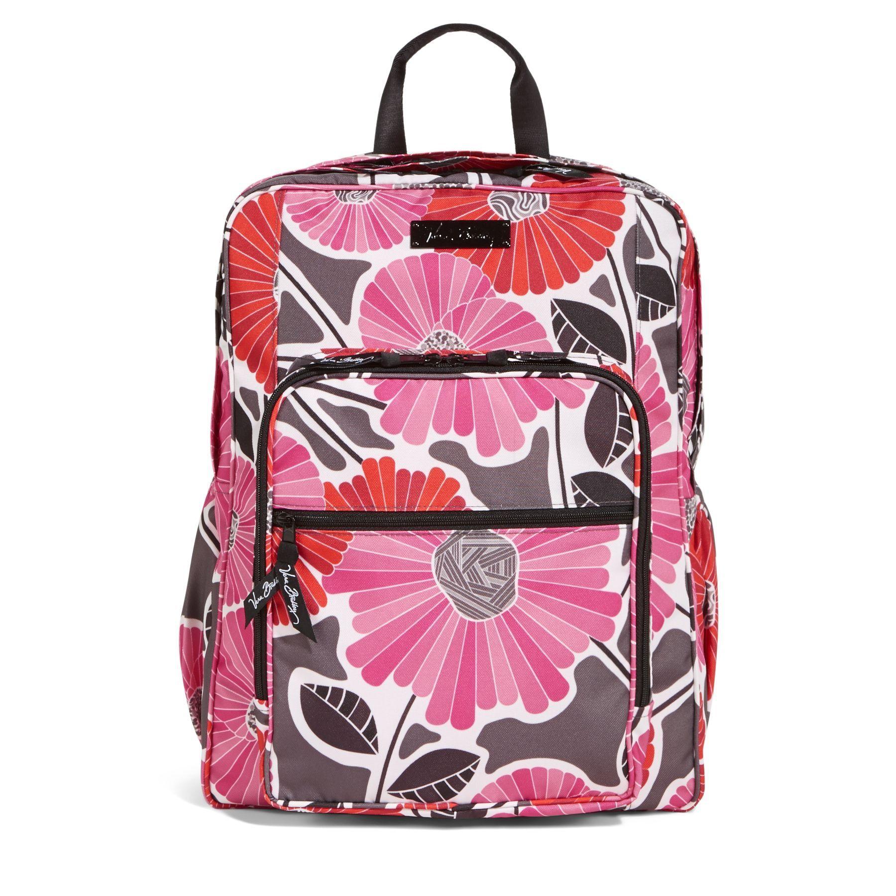 Vera Backpack Purse Bradley Up Lighten Onal Cheery BlossomMy SzpMqVU