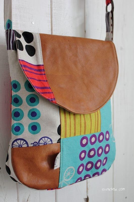 julie bag pattern. $7   schoenen tassen   Pinterest   Taschen nähen ...