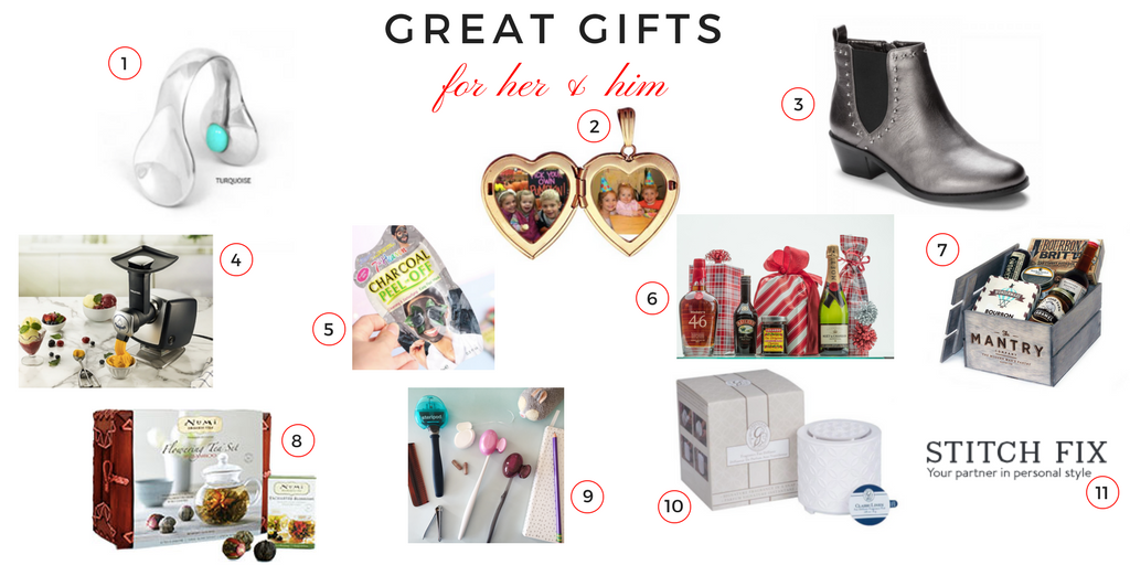 Holiday Gift Guide Great Gifts For Her And Him 5fabgiftguides