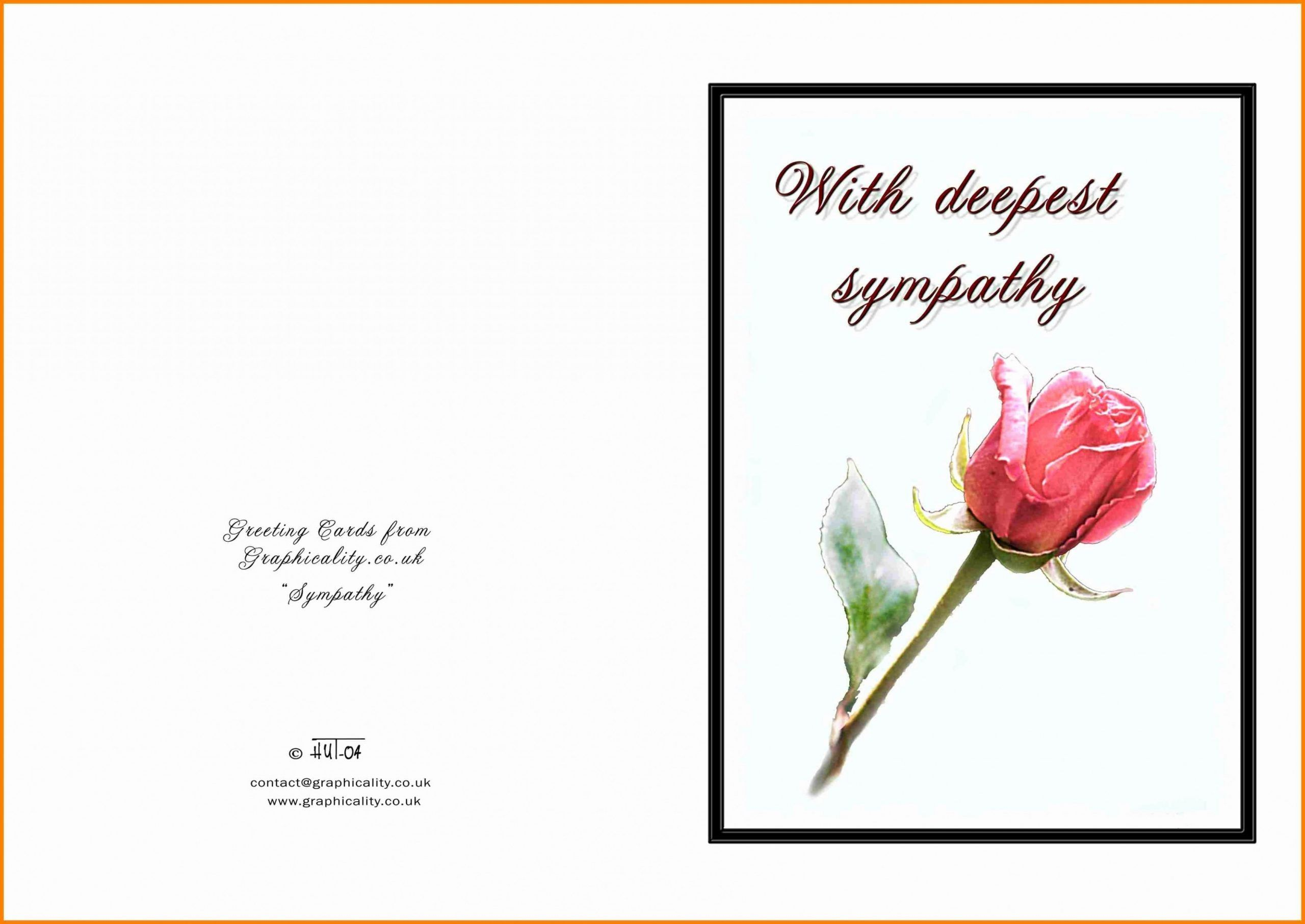 Free Printable Sympathy Cards Sympathy Cards Sympathy Thank You Notes Printable Playing Cards