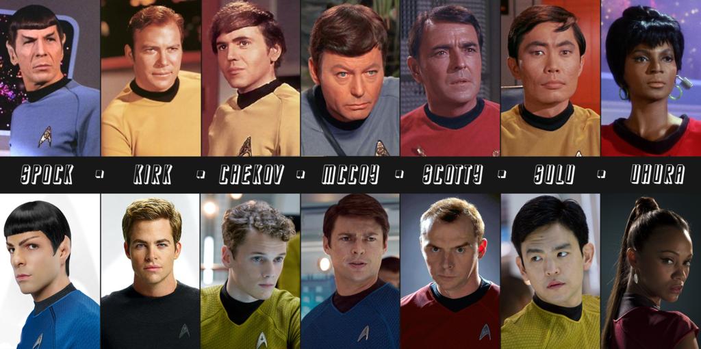 Star Trek Actors By Sacredlugia On Deviantart Star Trek Actors Star Trek Printables Star Trek