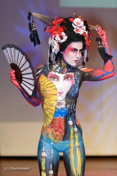 maskerade - chinese opera 1e prijs!