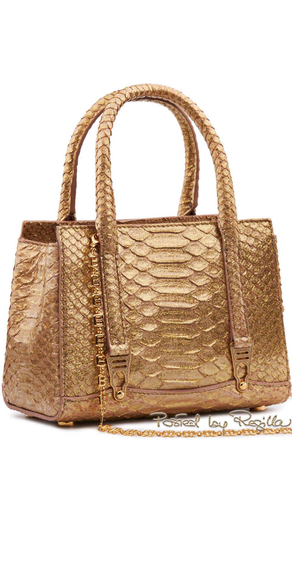 Regilla La Perla Luxury Bags Leather Handbags Clutches Dream