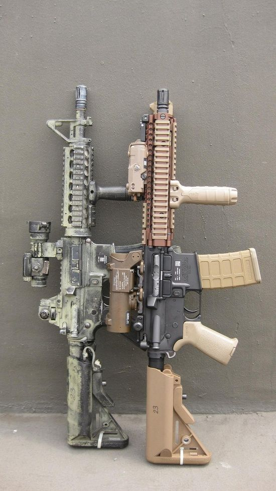 1//6 Scale Toy NAVY SEAL-MK18 MOD0 carabine fusil Set
