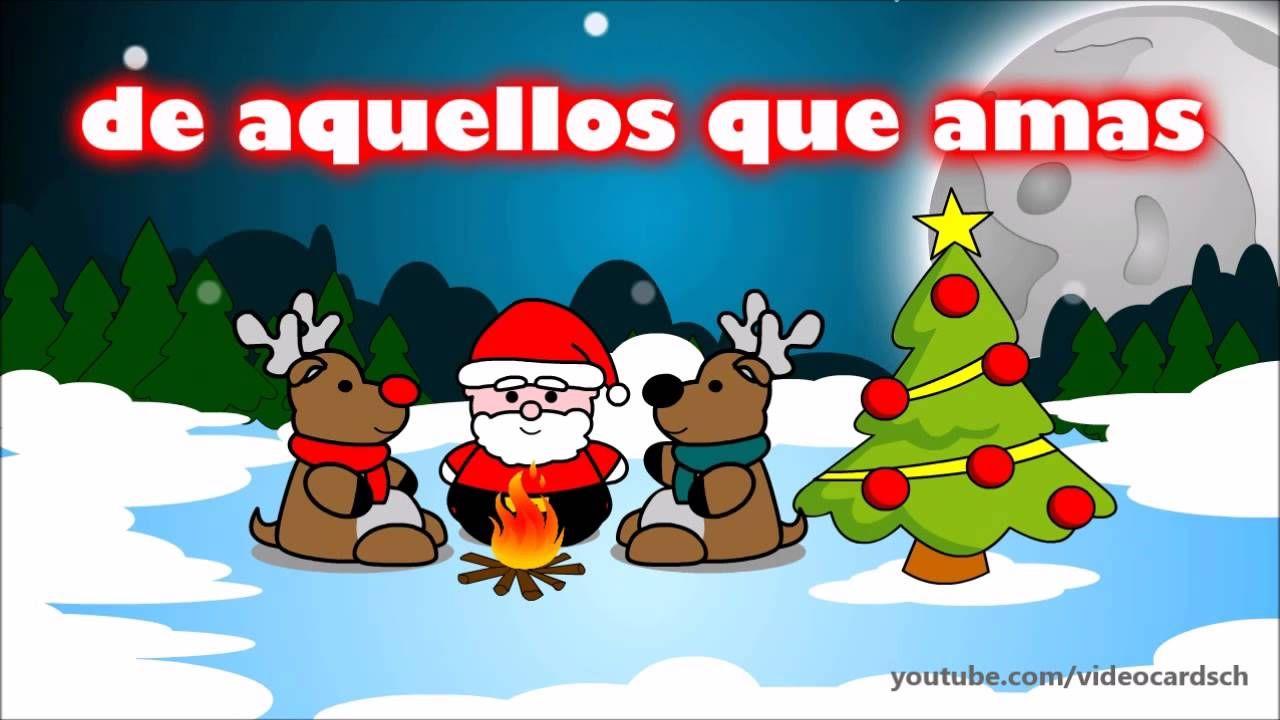 Felicitaciones Originales De Navidad Animadas.Felicitaciones Navidenas Animadas Mensaje Navideno Santa
