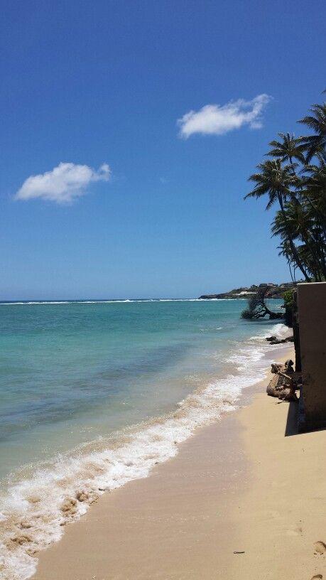 Kahala Beach Oahu