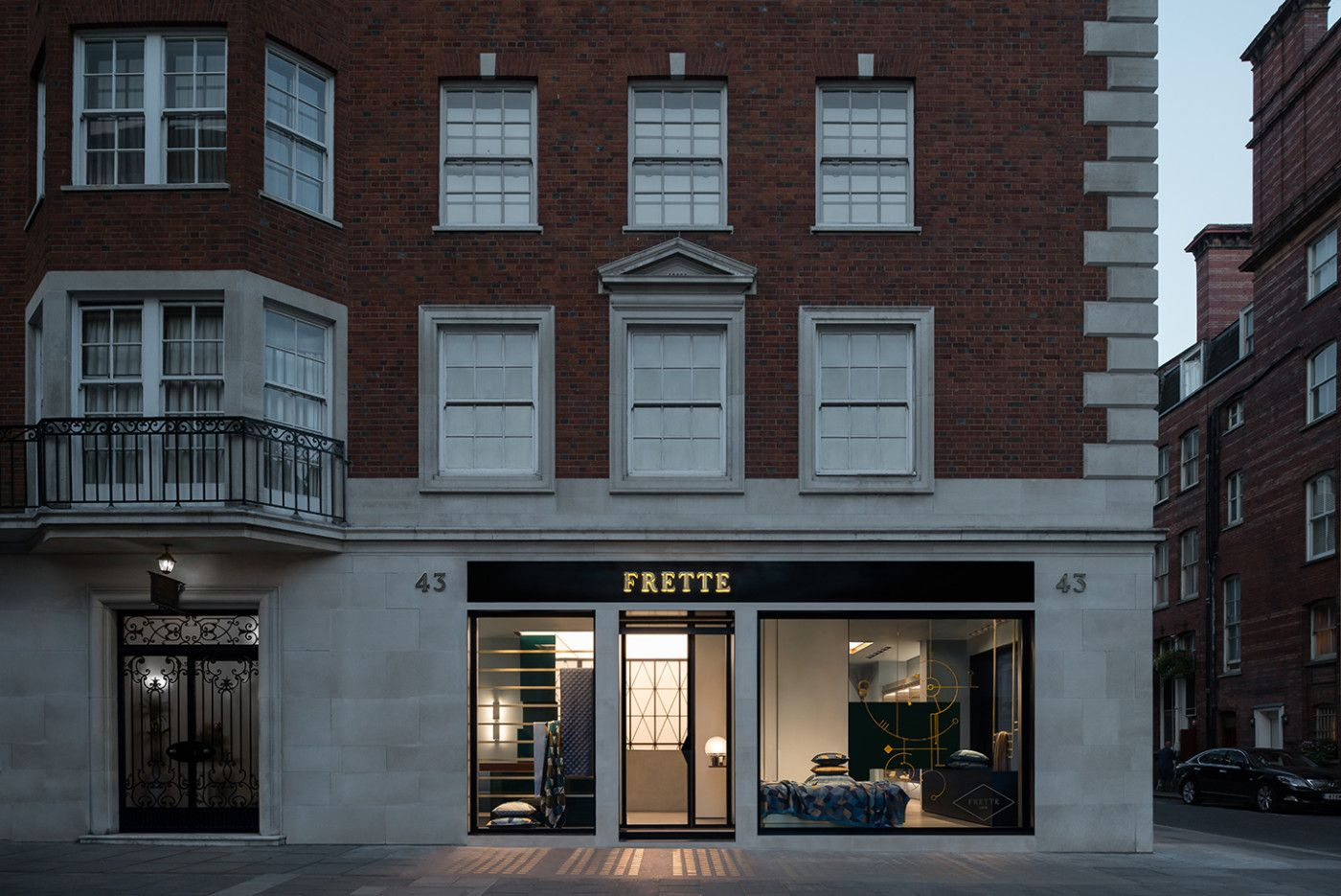 Frette London - Dimore Studio - ph. Paola Pansini