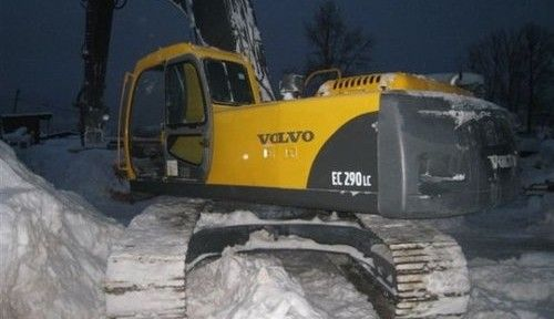 volvo ec290 excavator service repair manual volvo excavator rh pinterest com Volvo Excavator Toy Baby Volvo EC210CL Excavator Buckets