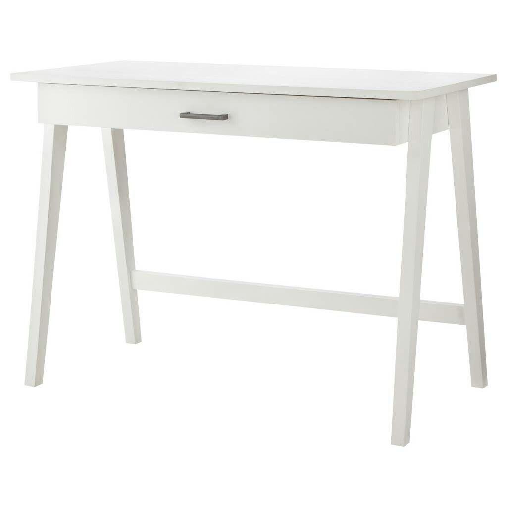 Target 109 White Desks Simple White Desk White Writing Desk