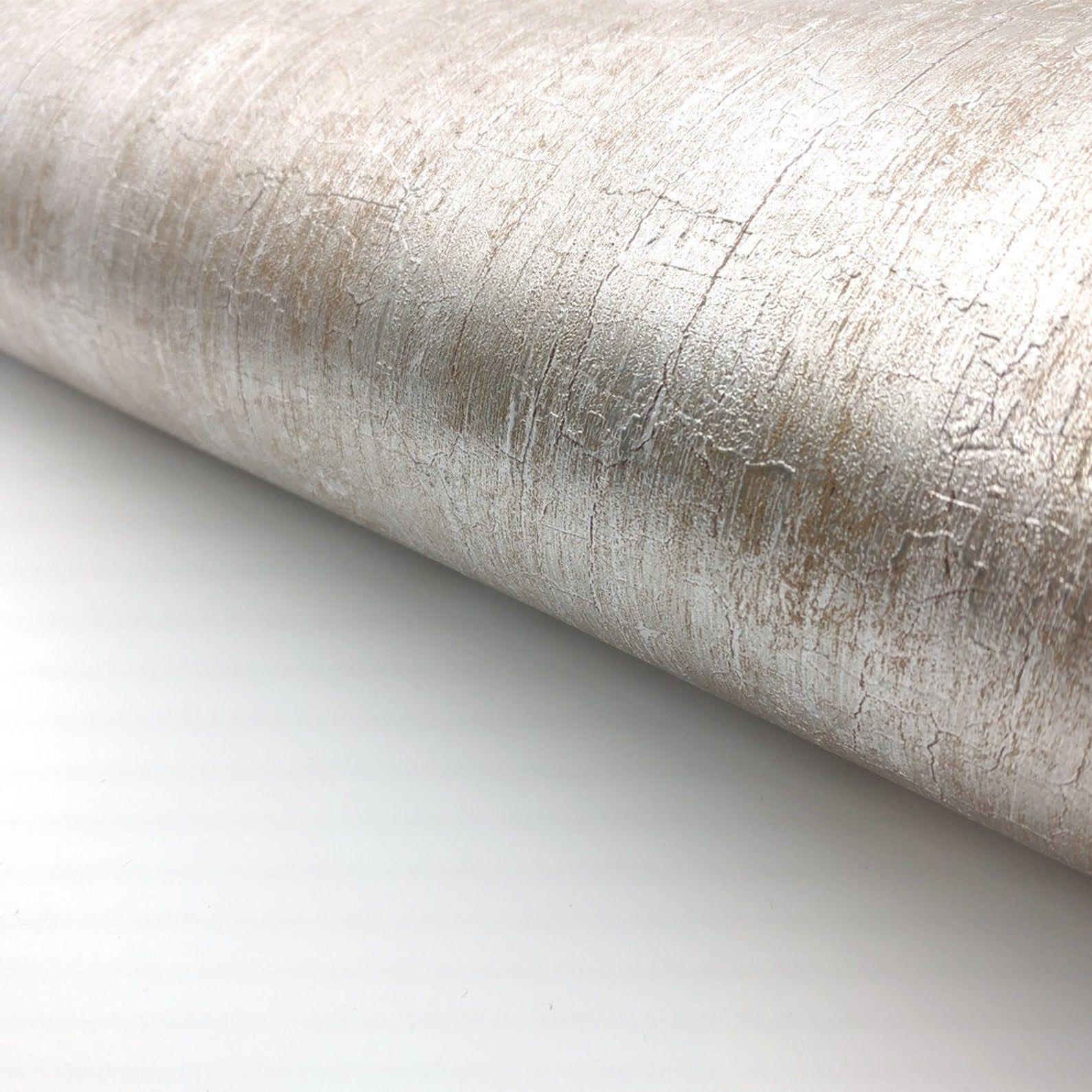 Silver Metallic Glitter Shinny Peel And Stick Wallpaper Etsy Peel And Stick Wallpaper Metallic Wallpaper Textured Wallpaper