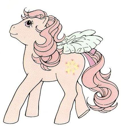 Flutter Ponies Honeysuckle My Little Pony Pony Unicorn Wallpaper