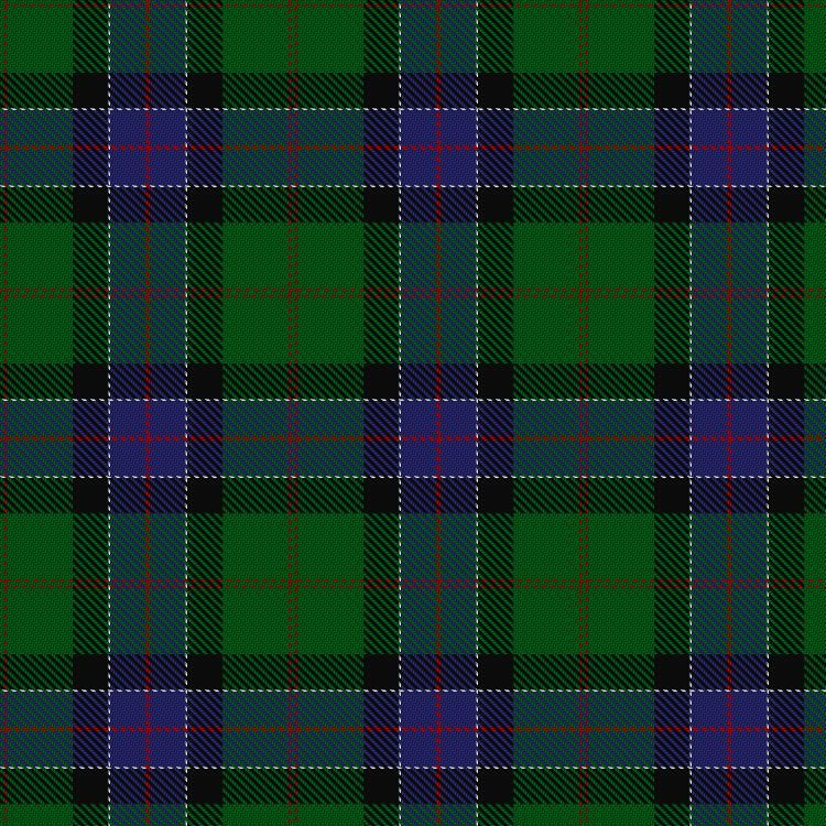 Tartan image: Sinclair Hunting (VS). Click on this image to see a more detailed version.