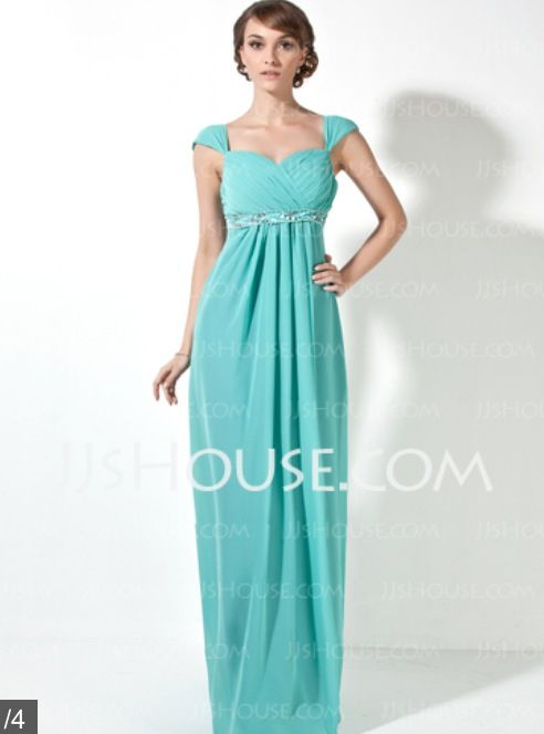 096c844277e The perfect engagement dress. Love the color   style. JJs House ...