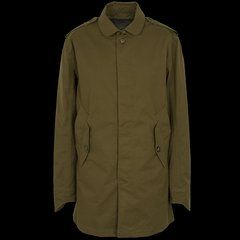 outlet online clearance prices discount price Khaki Seam Seal Mac, Pretty Green, 550 | Coats | Pretty ...