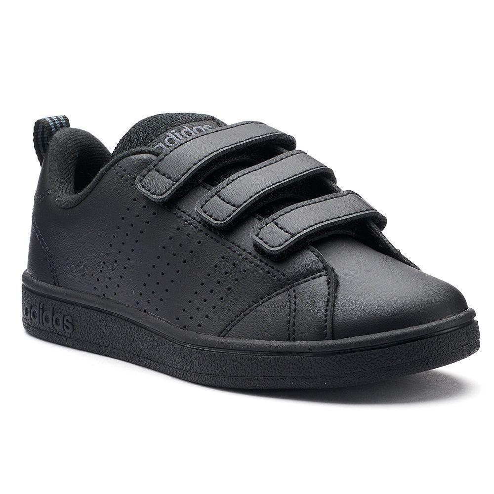 Adidas NEO Kid's Vs Advantage Clean Dark Blue Shoes