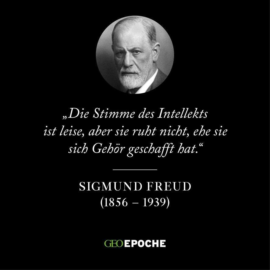 Zitat Sigmund Freud