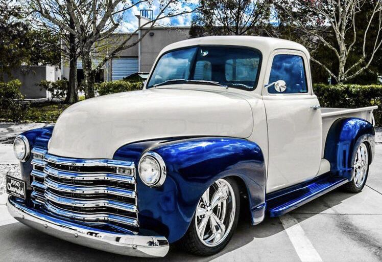 Pin By Brady Ostler On Chevy Truck Old Pickup Trucks Chevrolet Pickup Classic Cars Trucks