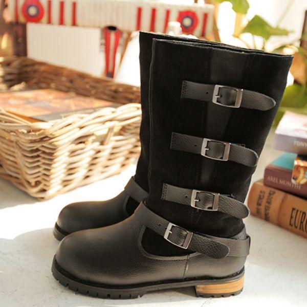 combat boots women,Retro fashion timberland boots,combat