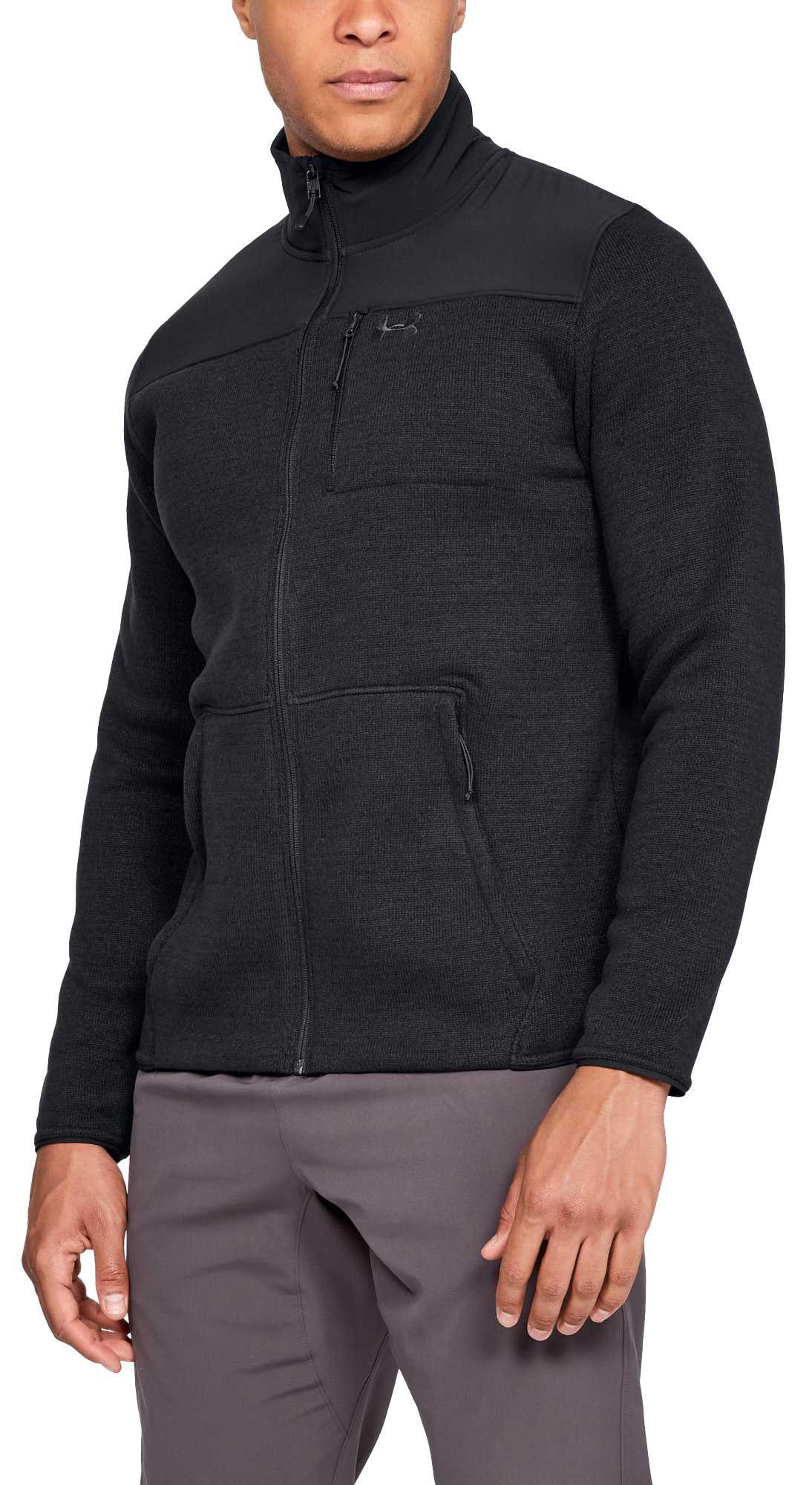 ccdf3dc429b0e3 Under Armour Men s Specialist 2.0 Fleece Jacket