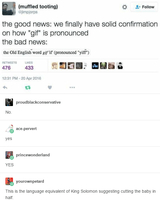 20 Incredible Uses And Misuses Of The English Language How To Pronounce Gif Tumblr Funny Laugh
