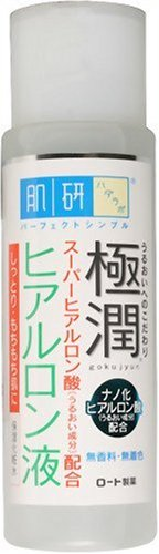 Rohto Hadalabo Gokujyn Hyaluronic Acid Lotion (Moist) - 170ml (japan import) Rohto http://www.amazon.ca/dp/B000FQUGXA/ref=cm_sw_r_pi_dp_iZBxub0H6X1T8