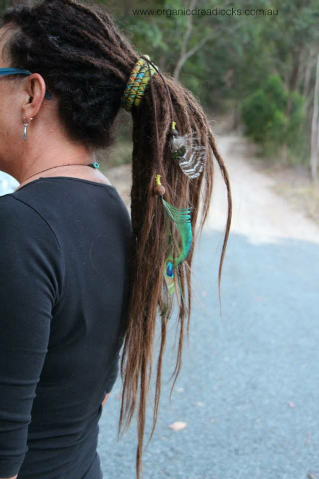 Best Way To Wear Your Dreads With The Spiralock The Original Bendable Dread Tie To Wrap And Secure Your Locs A Dreadlock Accessories Hair Styles Hair Affair