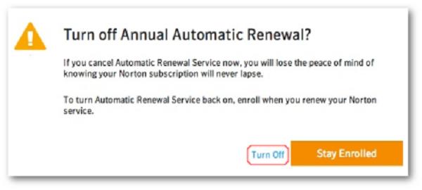 How to Turn Off #Norton #Auto #Renewal Service? | Norton