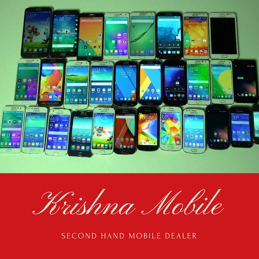 sell used mobile & sell used phone online we are Krishna online