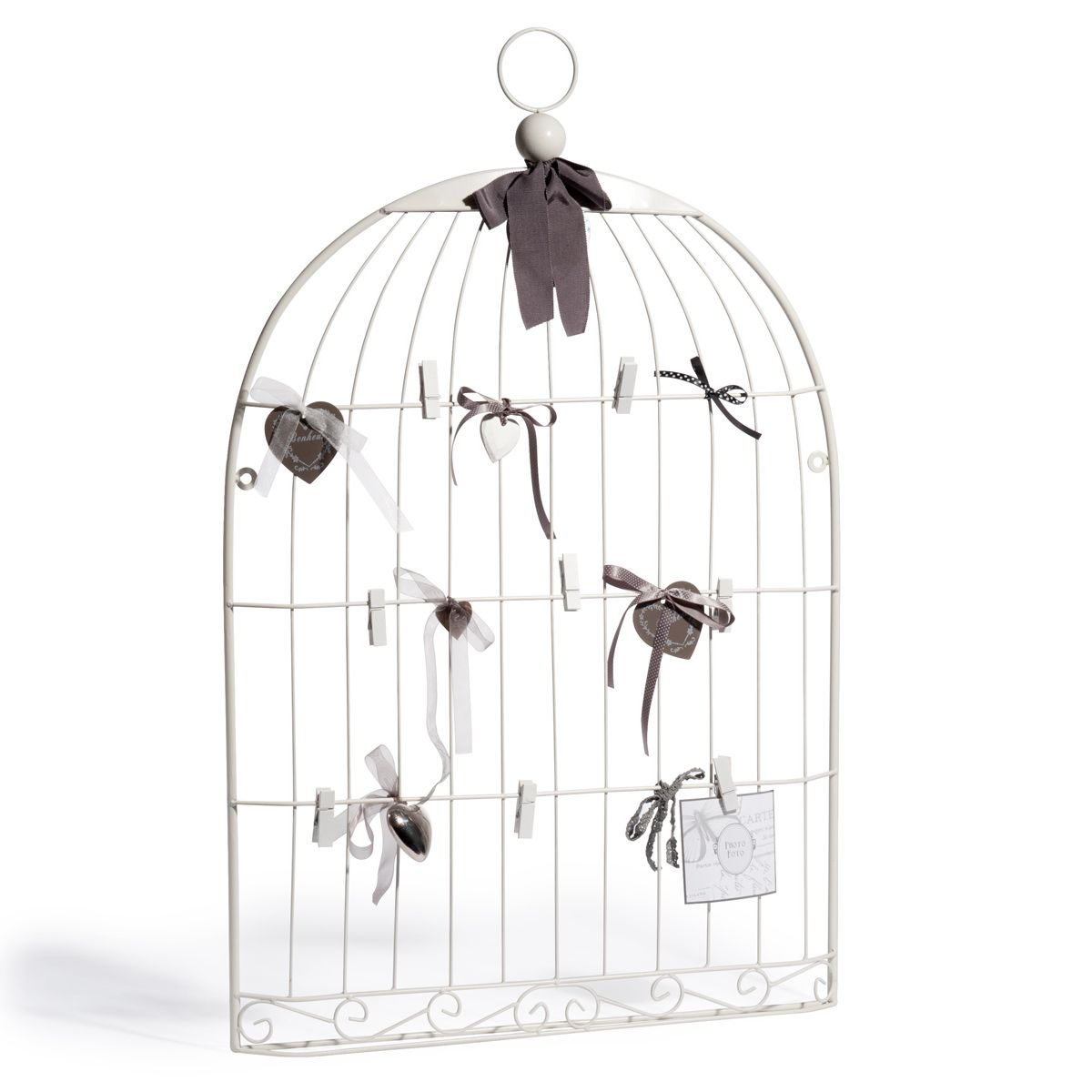 cage a oiseaux decorative maison du monde ventana blog. Black Bedroom Furniture Sets. Home Design Ideas