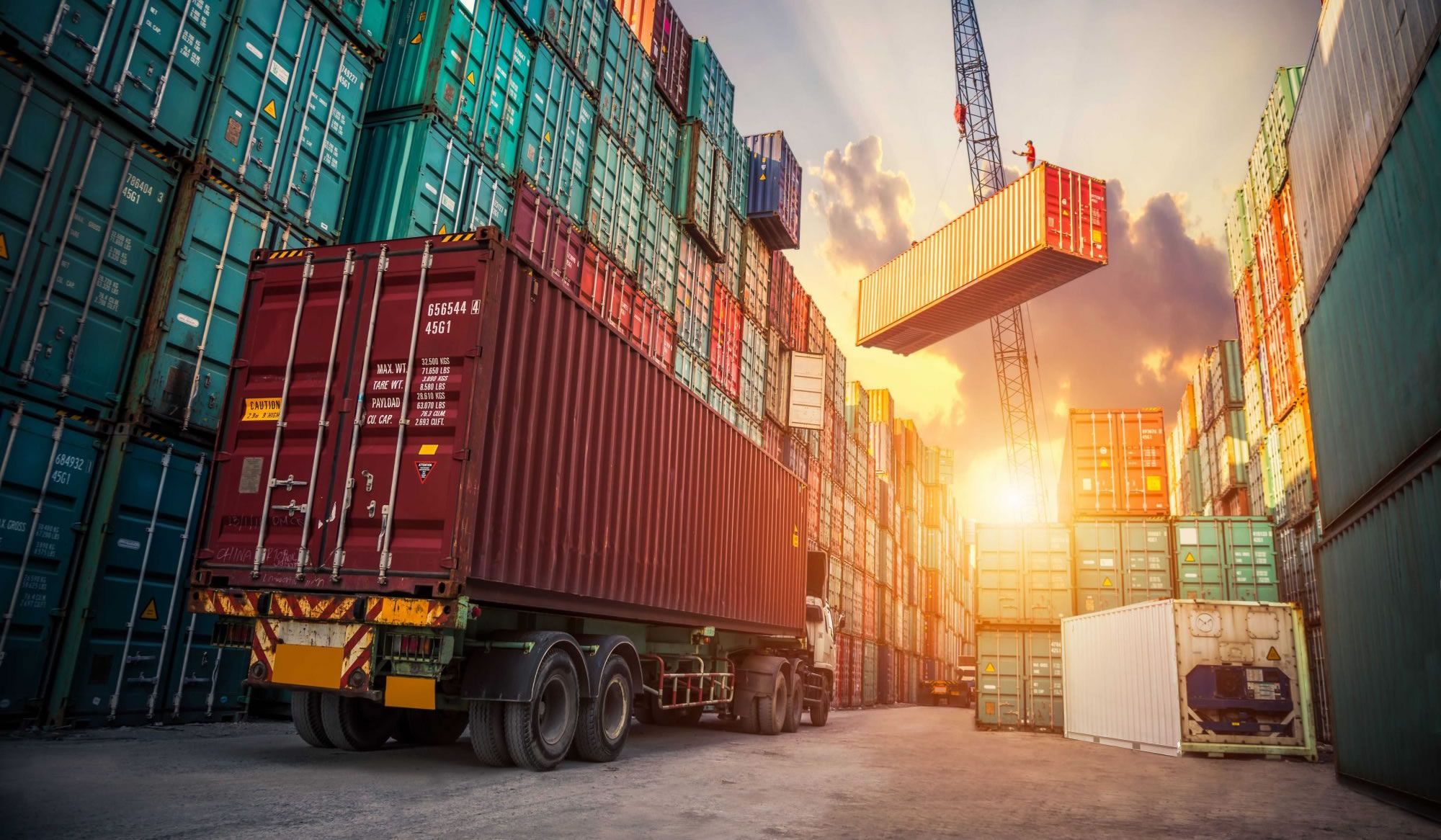 Contenedor Contenedores Export Business Business Logistics Logistics