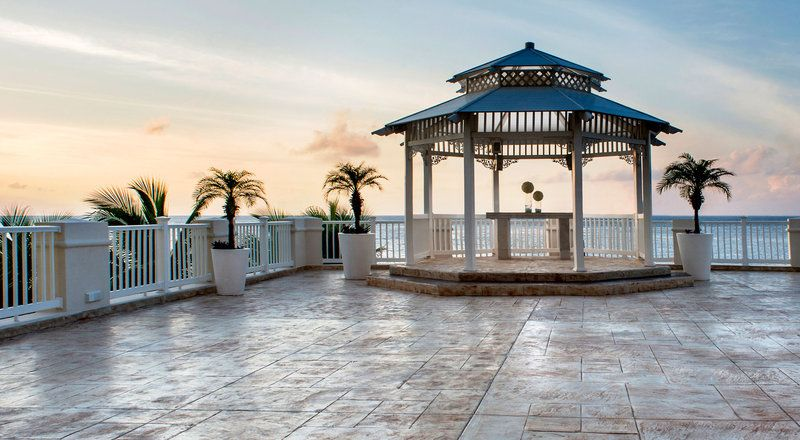 One Of Our Favorite Wedding Locations In Cozumel Mexico The Gazebo At