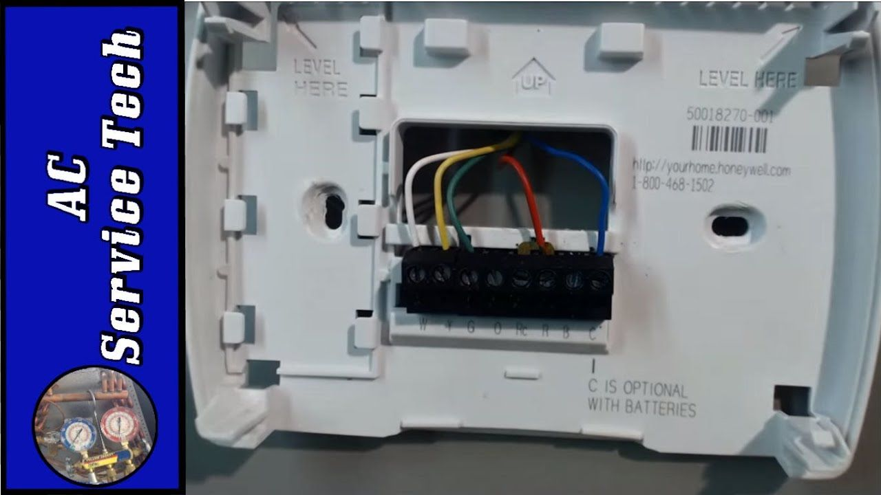 Troubleshooting If A Thermostat Is Bad Explained Youtube Refrigeration And Air Conditioning Hvac Filters Ac Service Tech