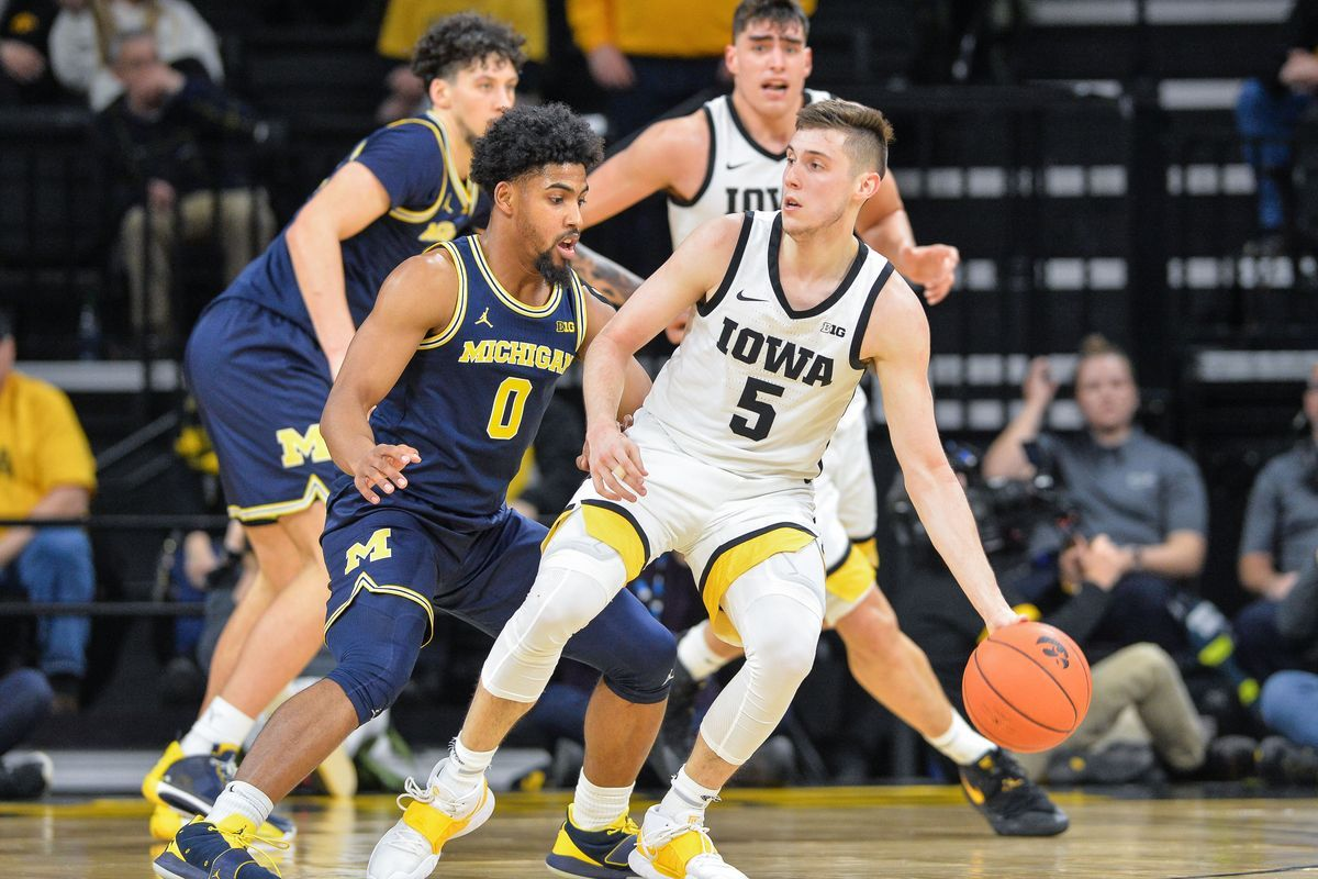Go B1g Or Go Home Taking A Look At The Next Seven Days In Big Ten Basketball In 2020 Big Ten Basketball Iowa Basketball