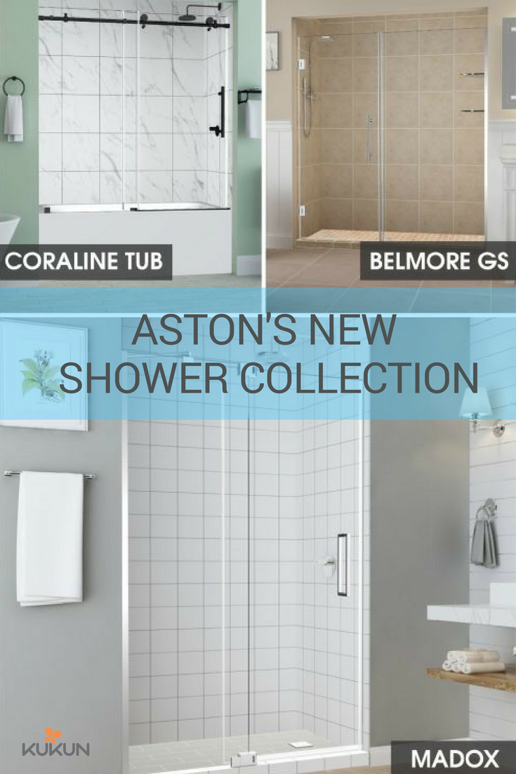Aston Releases Its New Frameless Shower Collections Featuring ...