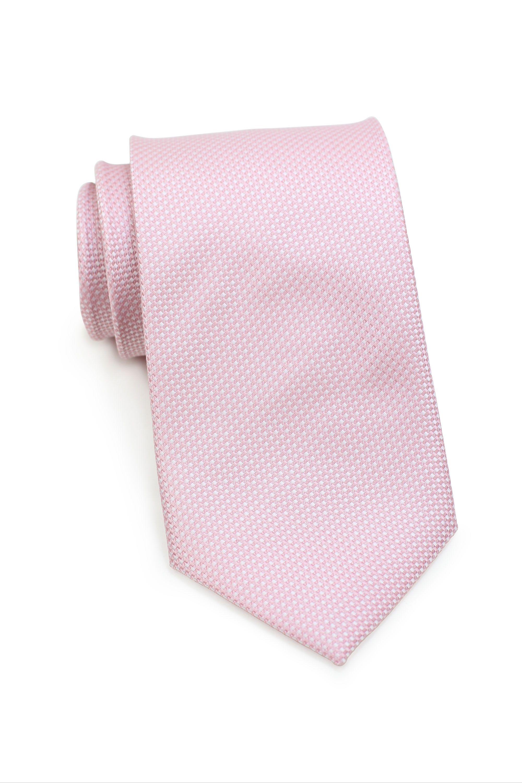 Krawatte Rosa Leicht Strukturiert 8 5cm Mikrofaser Handarbeit Farbe Des Jahres Handarbeit Krawatte