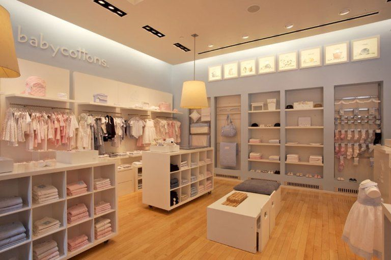 Retail Baby Cottons Baby Gear Store 1236 Madison Ave Nyc Store Design Interior Kids Clothing Store Design Store Design Boutique