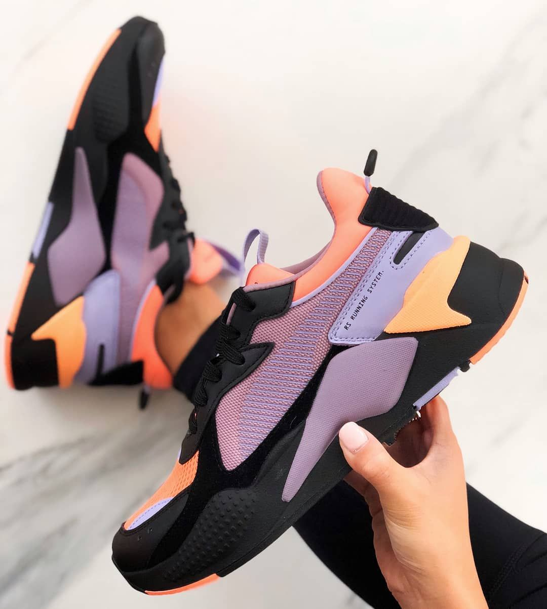 Meet the super cool new Puma RS-X Reinvention. These 2019 ...