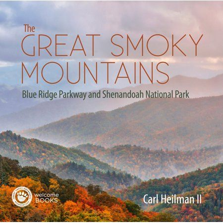 The Great Smoky Mountains : Blue Ridge Parkway and Shenandoah National Park - Walmart.com
