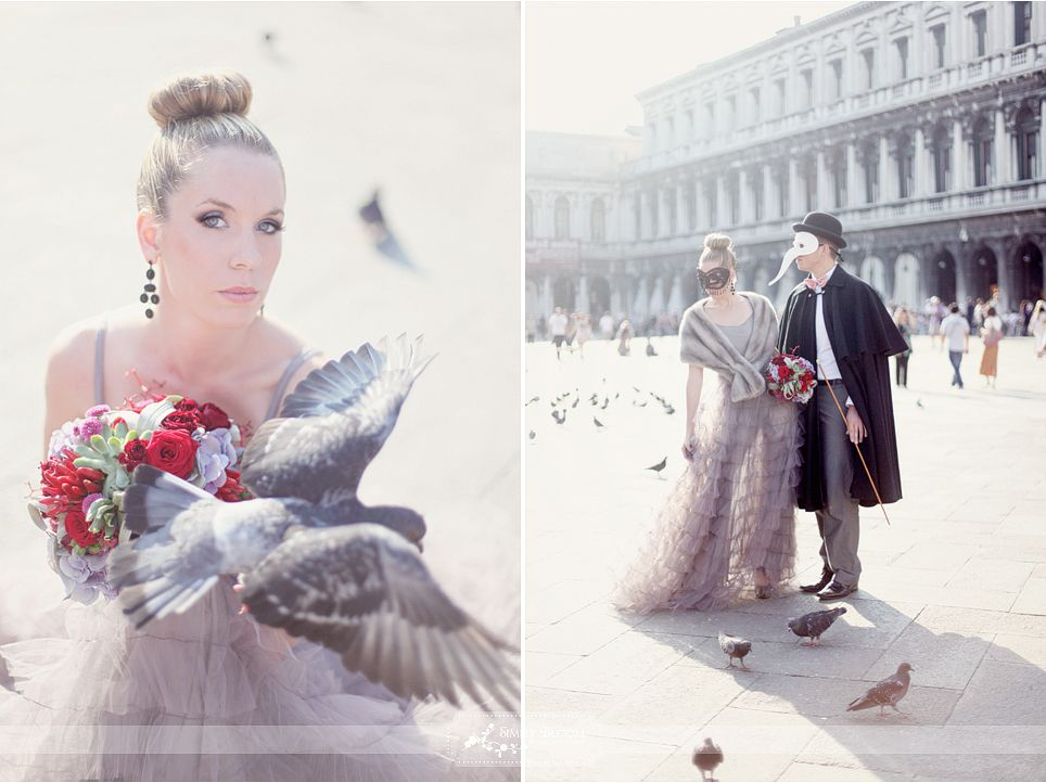 Venice destination wedding by Simplybloom photography