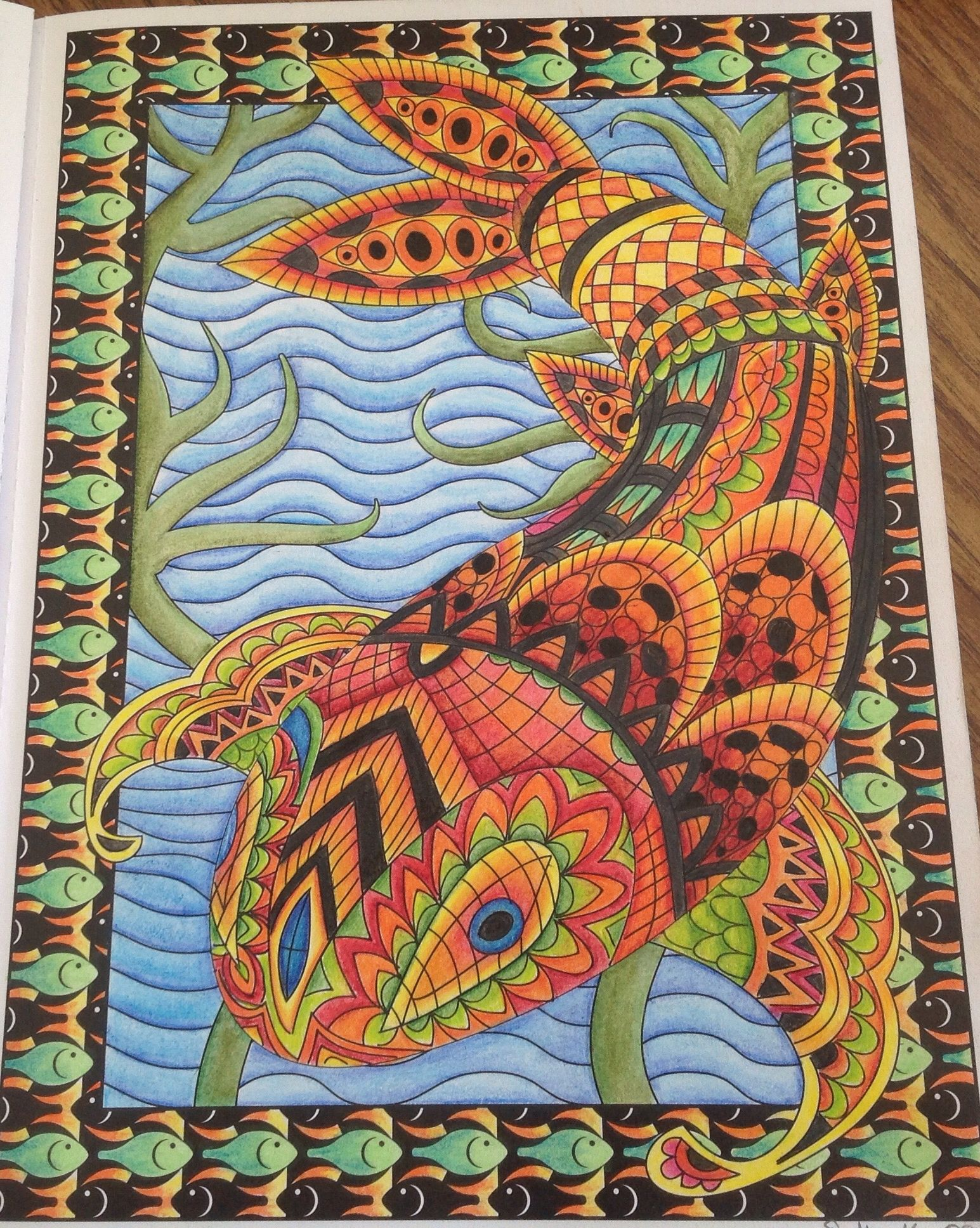 - Pin By Erna Piatek On Creatures Of Beauty Coloring Book Coloring