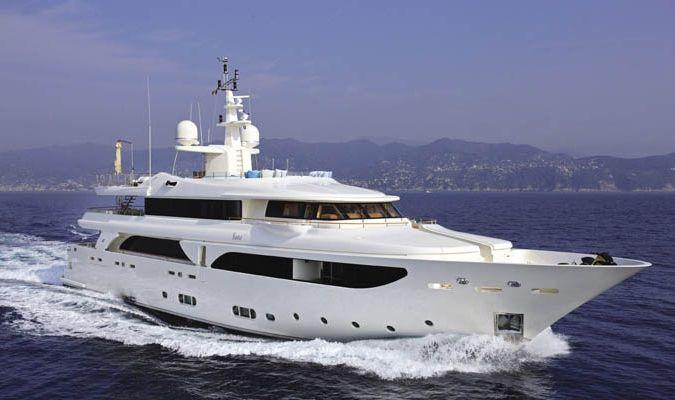 Motor Yacht HANA (141 ft)