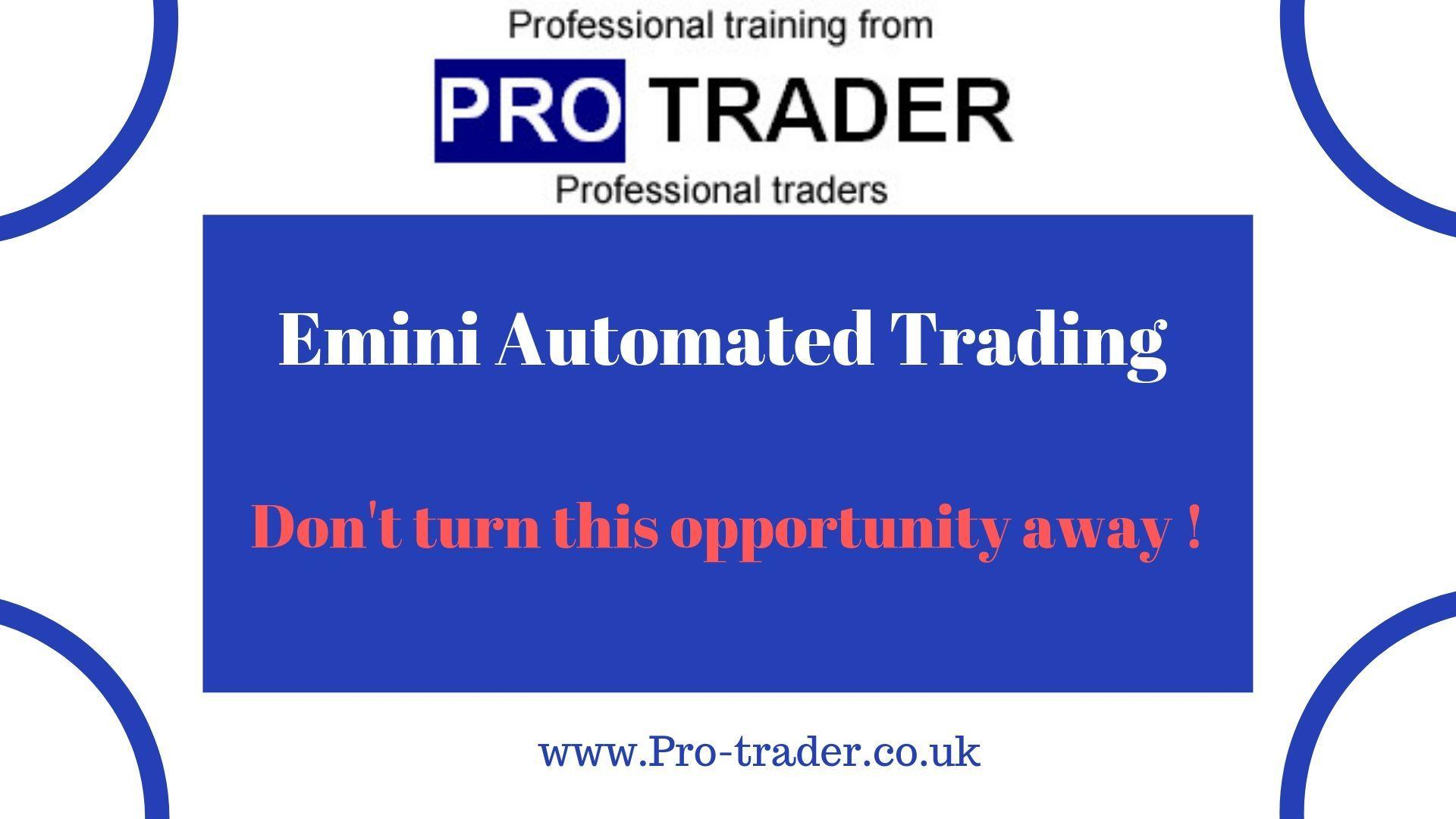 emini trading system