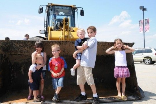 Image result for miamisburg touch a truck